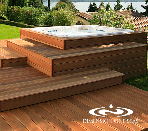 Dimension One Spas | Grand Traverse Leisure