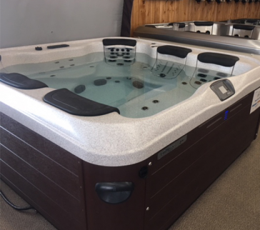 Reconditioned Spas